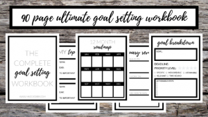 Ultimate Goal Setting Workbook