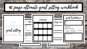 Ultimate Goal Setting Workbook