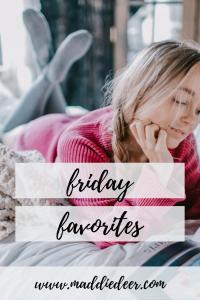 Friday Favorites Pin