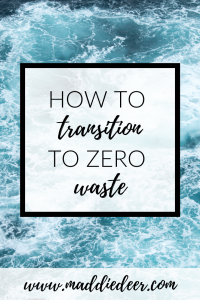Transition to Zero Waste