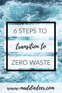 How to transition to zero waste