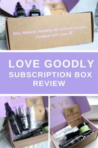 vegan subscription box