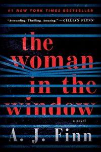 The WOman in the Window by AJ Finn