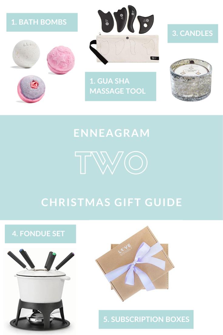 Enneagram 2 Gift Guide