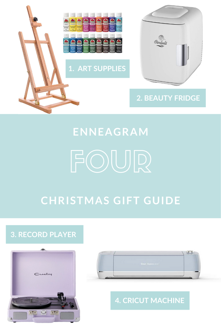 Enneagram 4 Gift Guide