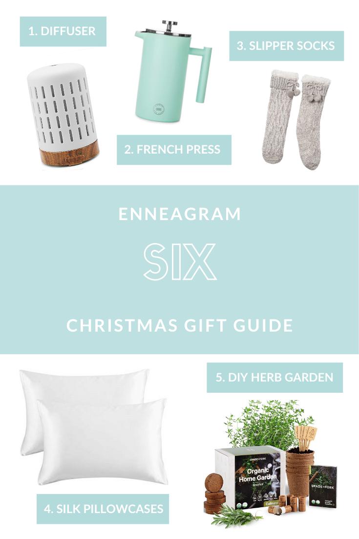 Enneagram 6 Gift Guide
