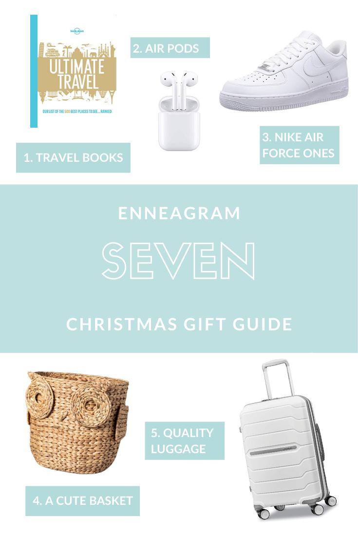 Enneagram 7 Gift Guide