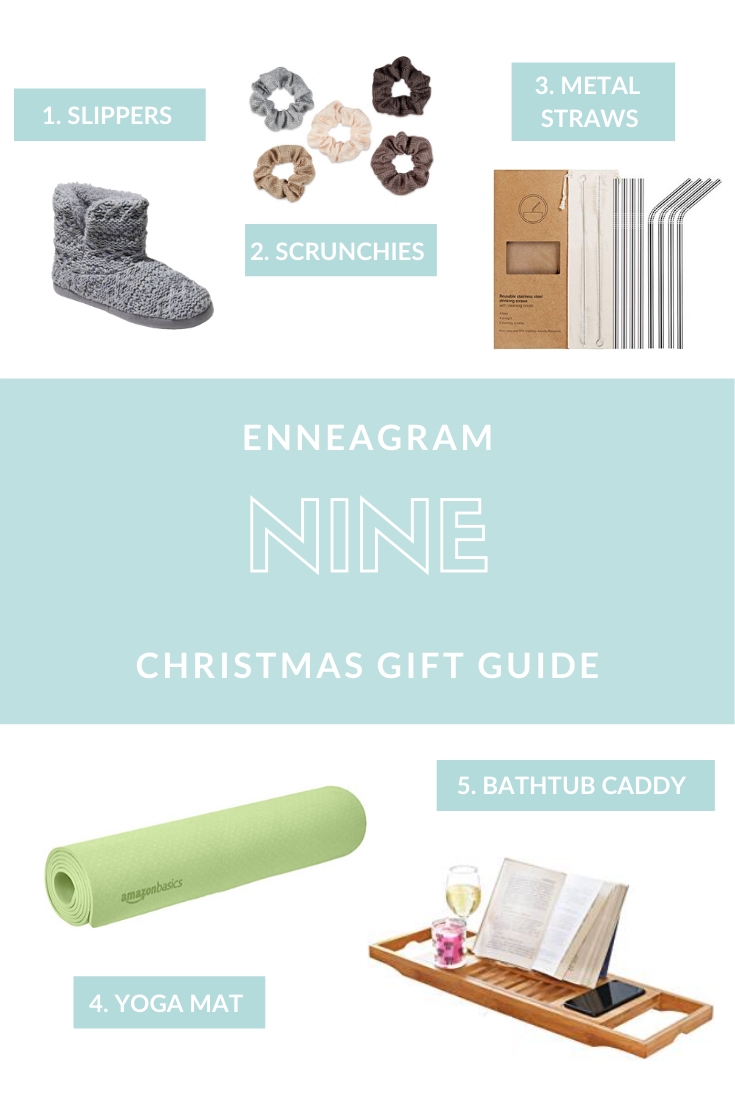 Enneagram 9 Gift Guide