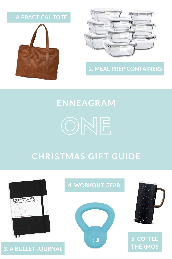 Enneagram Gift Guide for Type One