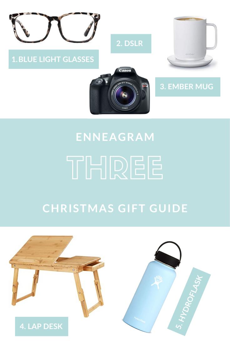 Enneagram 3 gift guide