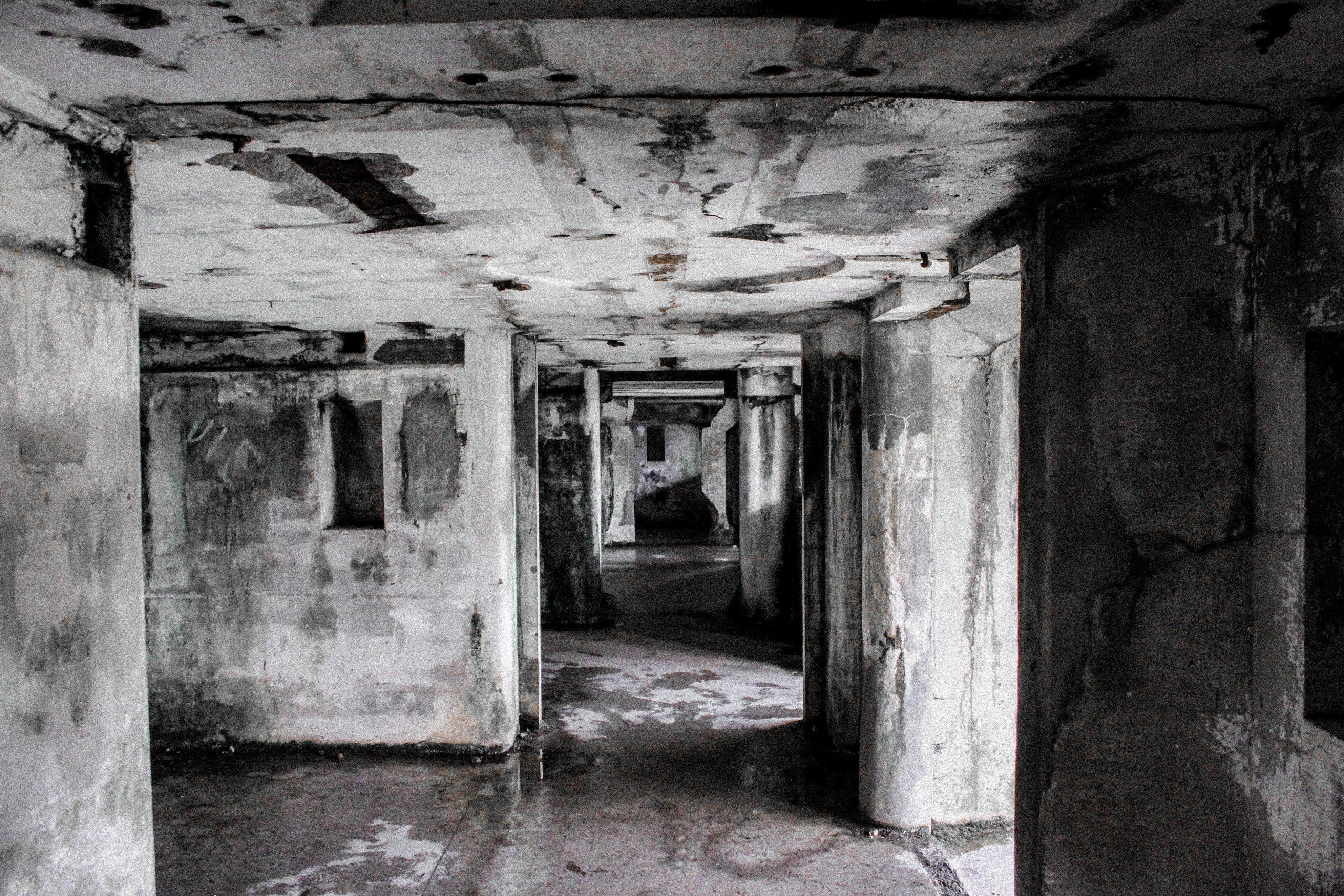 Fort Stevens Inside