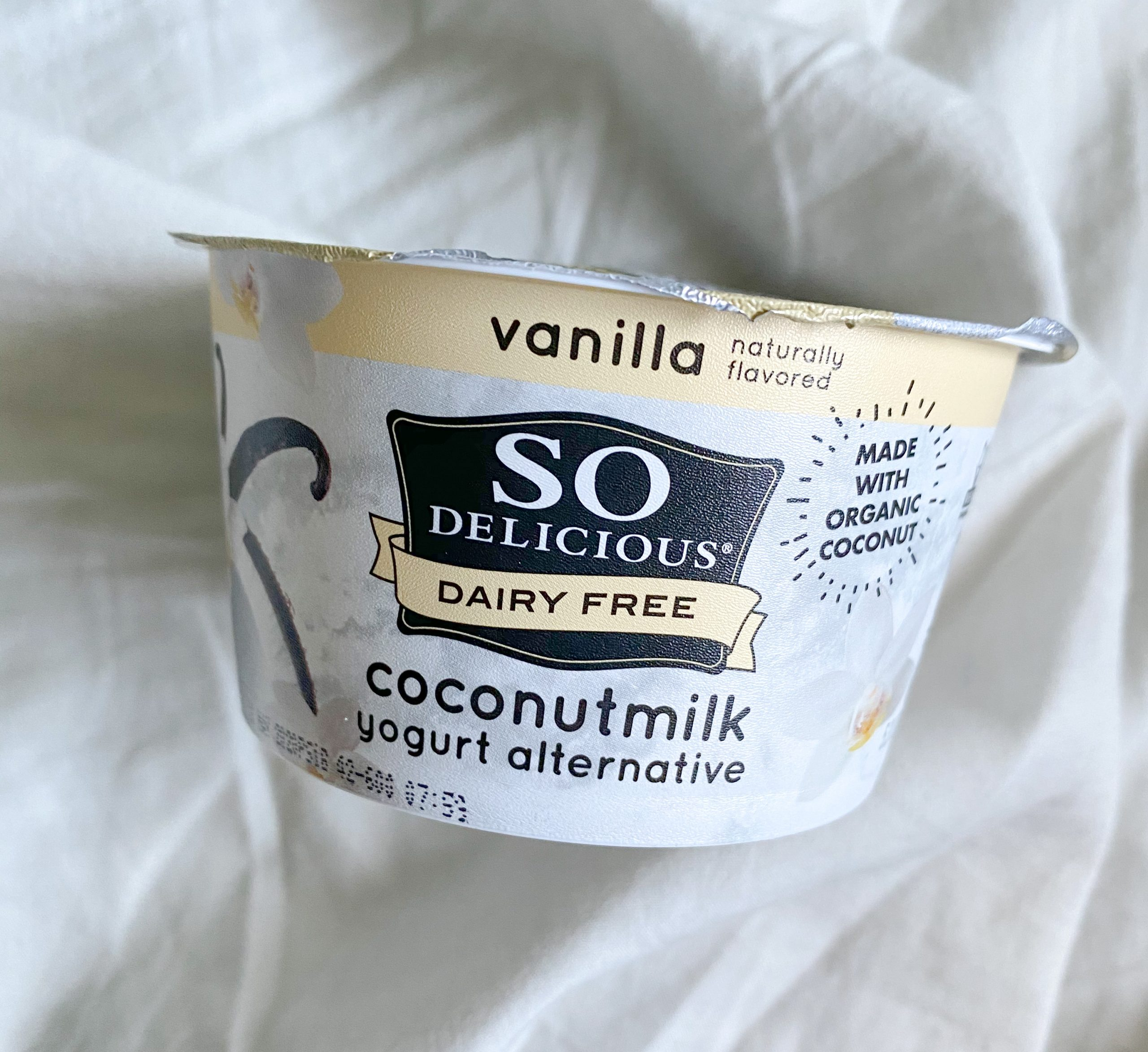 So Delicious Dairy Free Yogurt