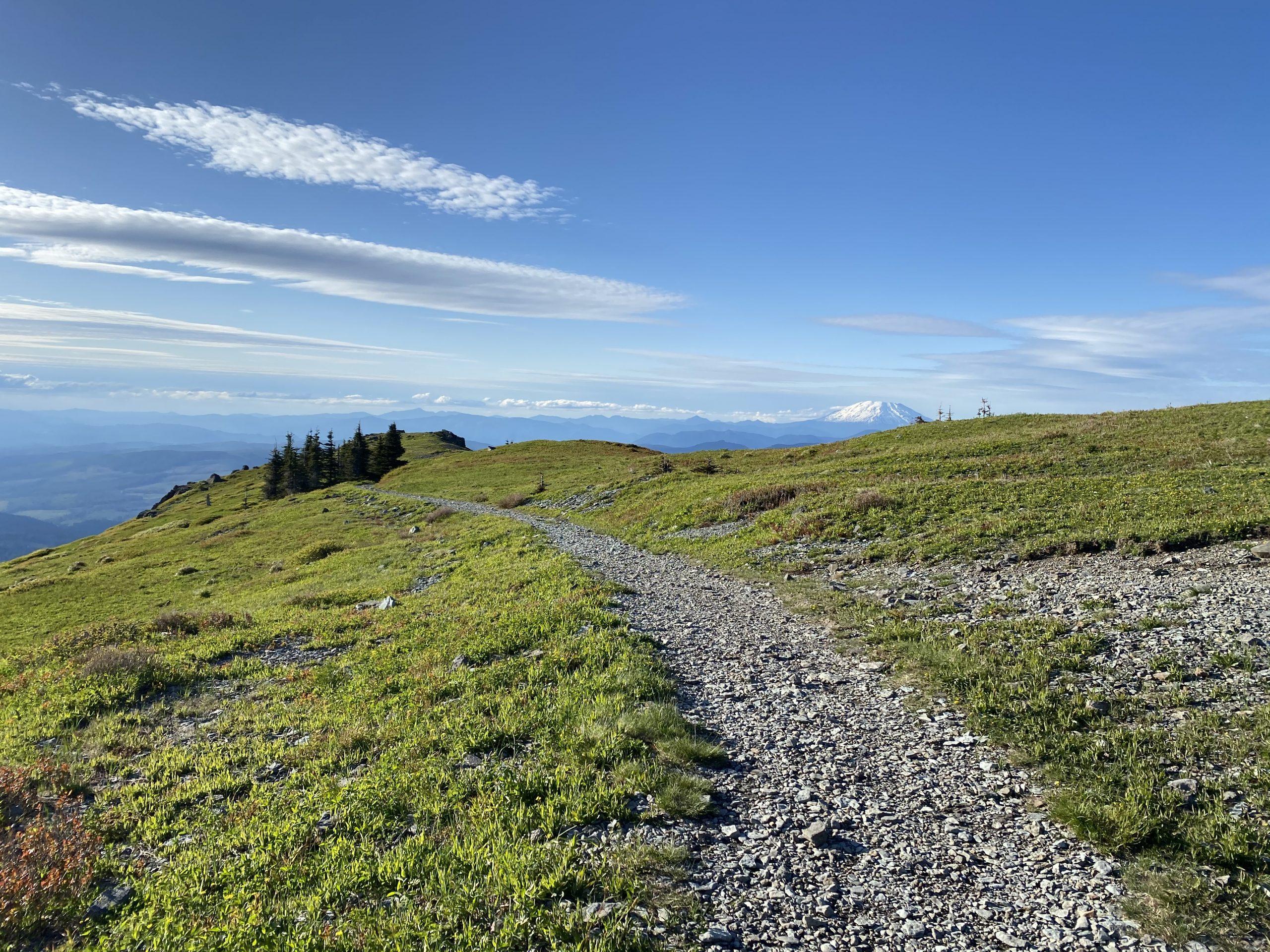 Silverstar Mountain Ed's Trail