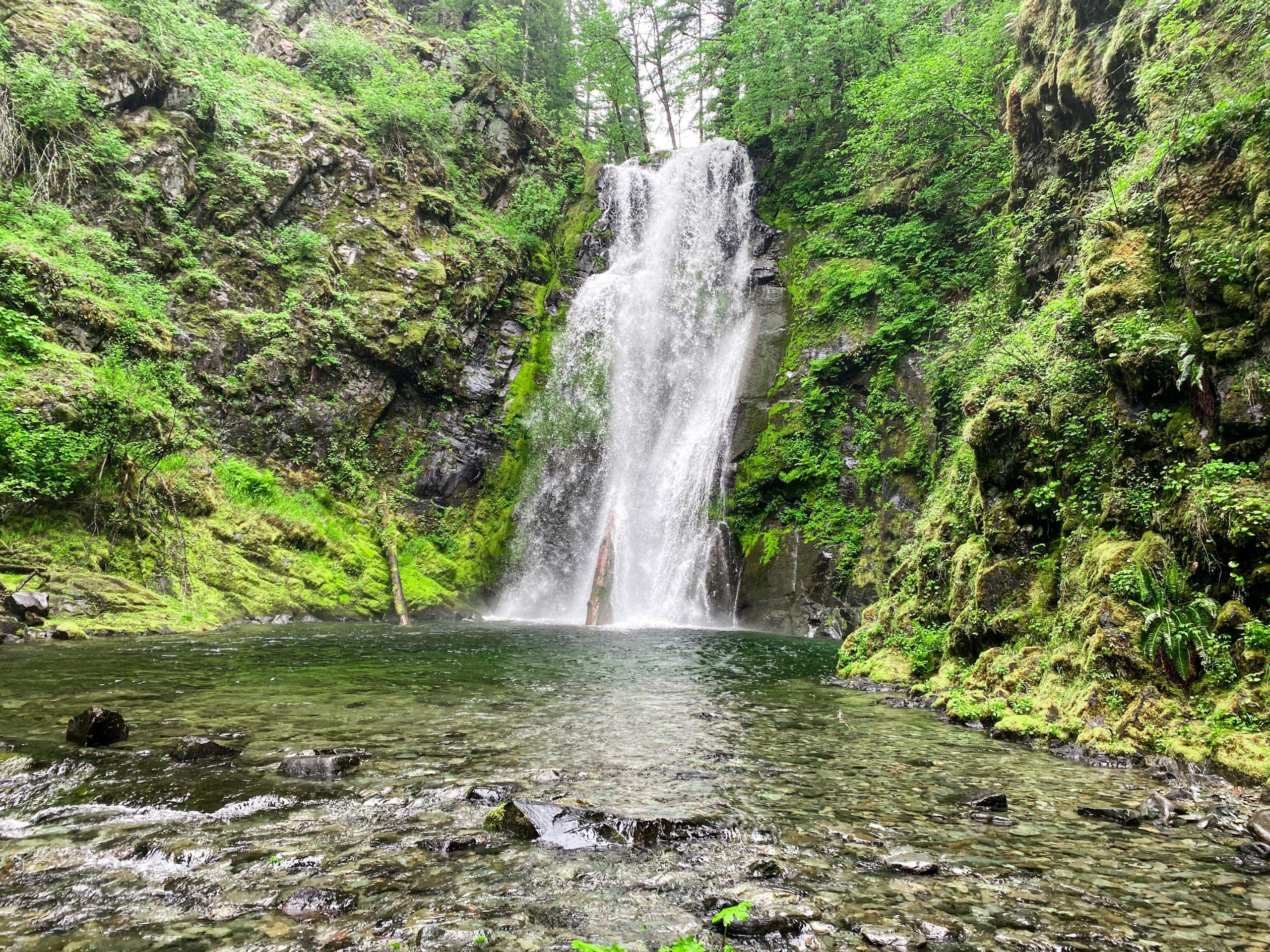 Chinook Falls Washington