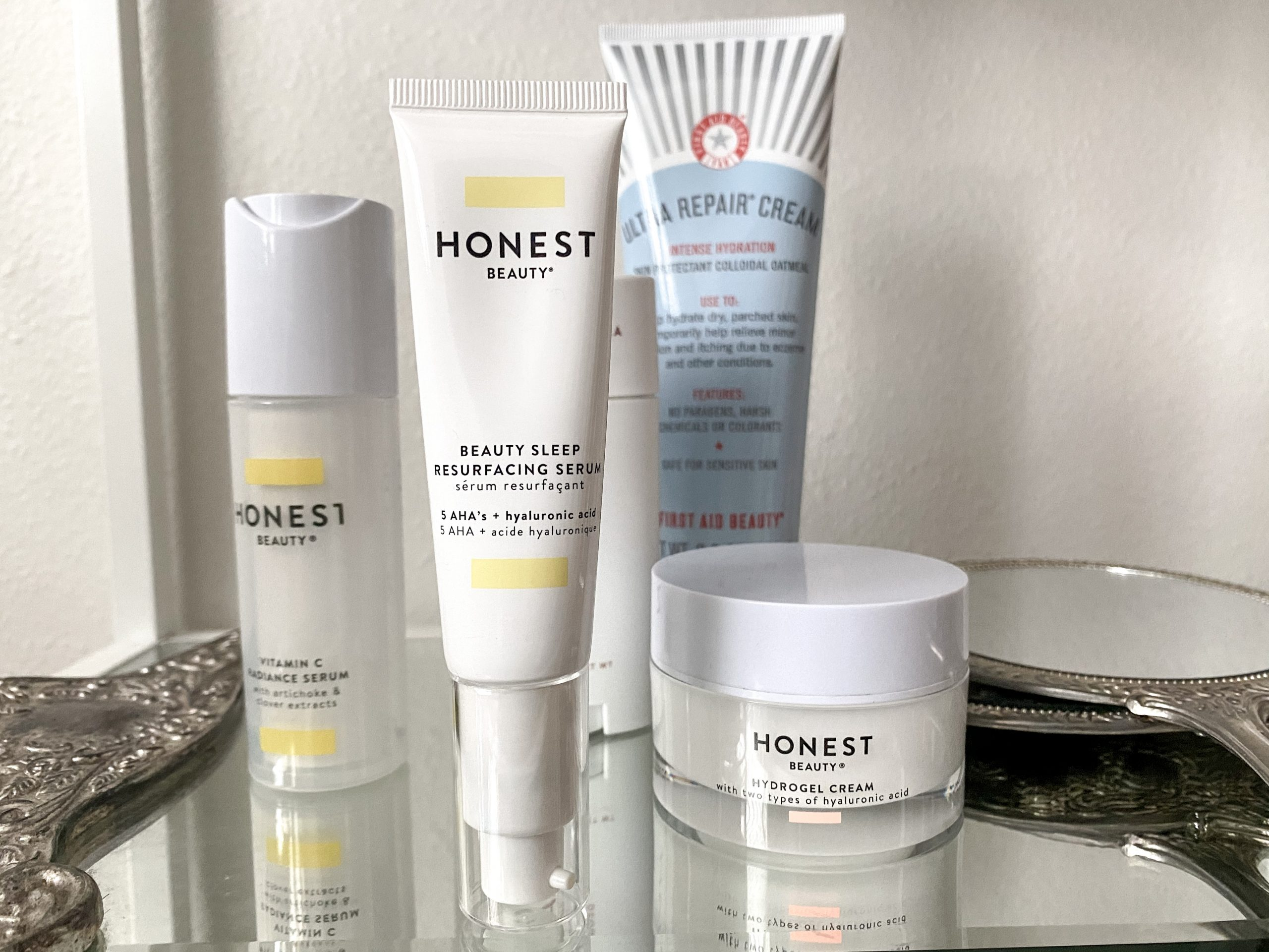 Honest Beauty Sleep Resurfacing Serum