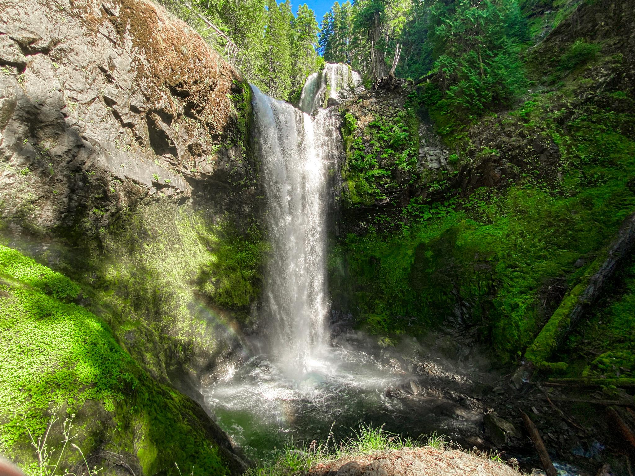Falls Creek Falls Trail